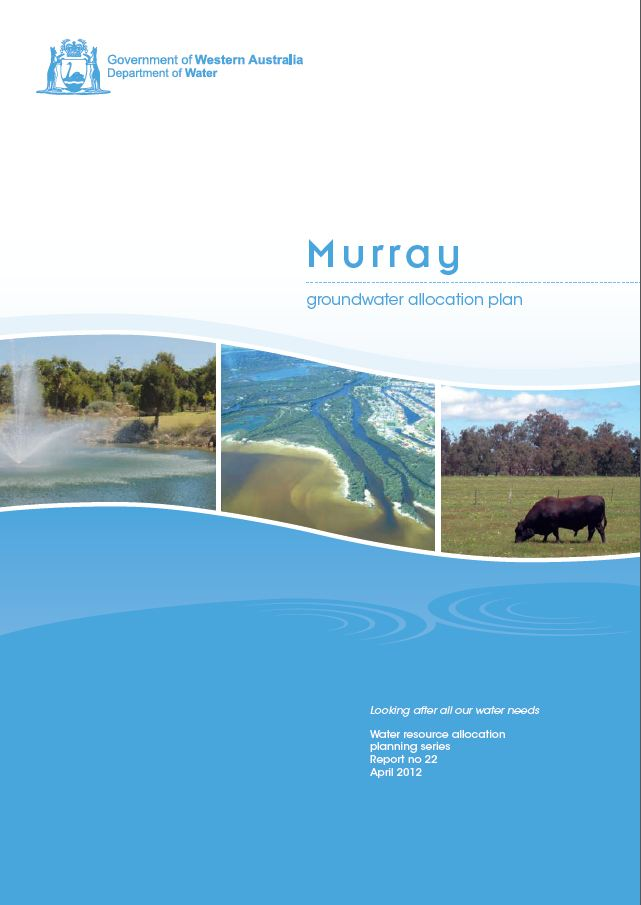 Murray plan cover