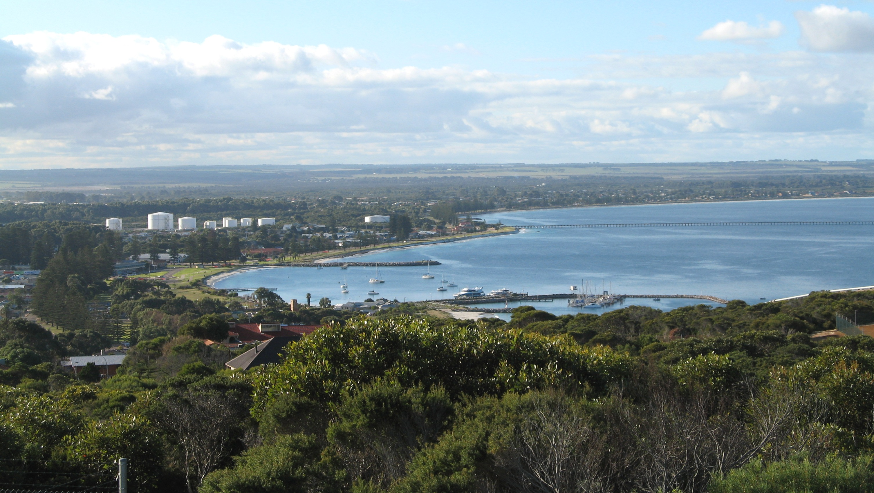 Esperance on the South Coast